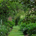 progettazione giardino vista chelsea physic garden