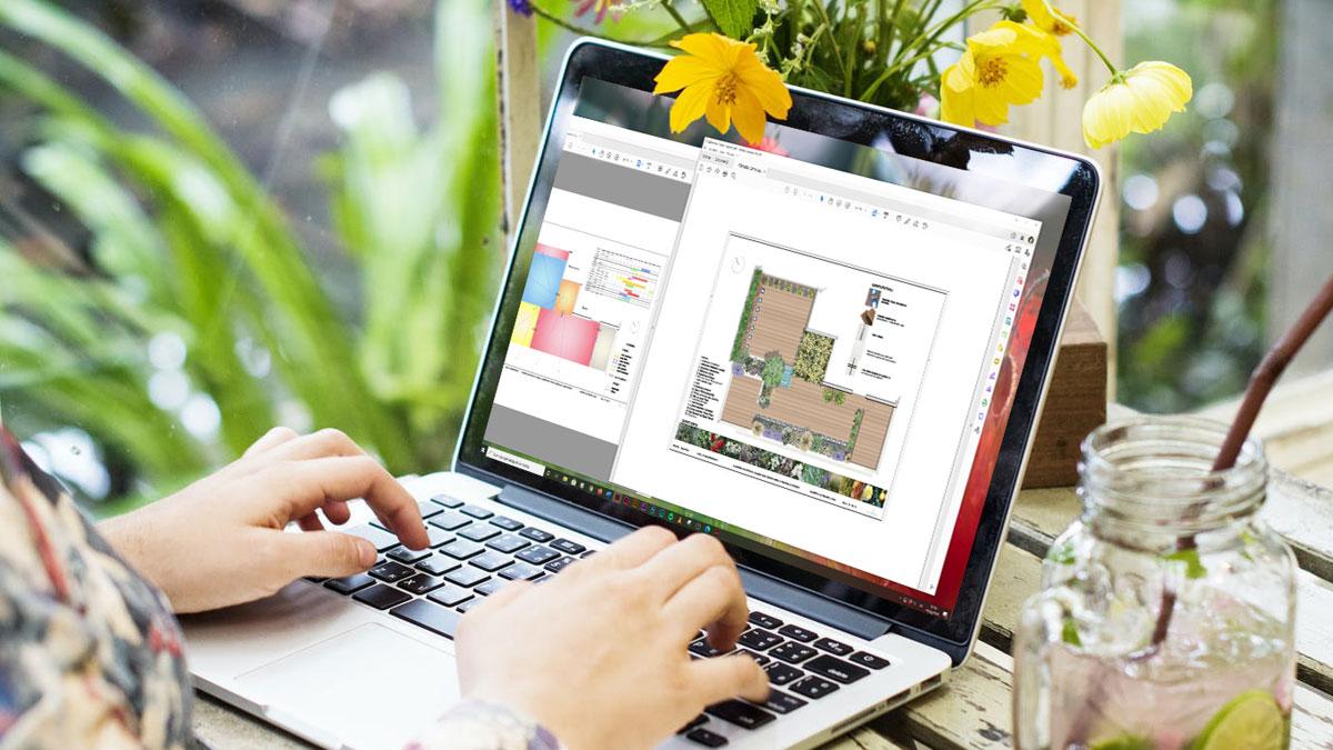 progettazione giardini e balconi online