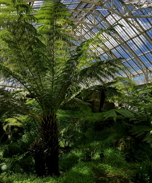 Royal Botanic Gardens di Kew