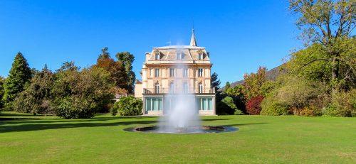 Villa Taranto nei Giardini Botanici