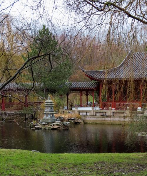 Gärten der Welt – I Giardini del Mondo, il Giardino Cinese