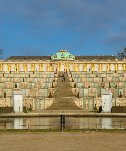 Parco e Palazzo di Sanssouci