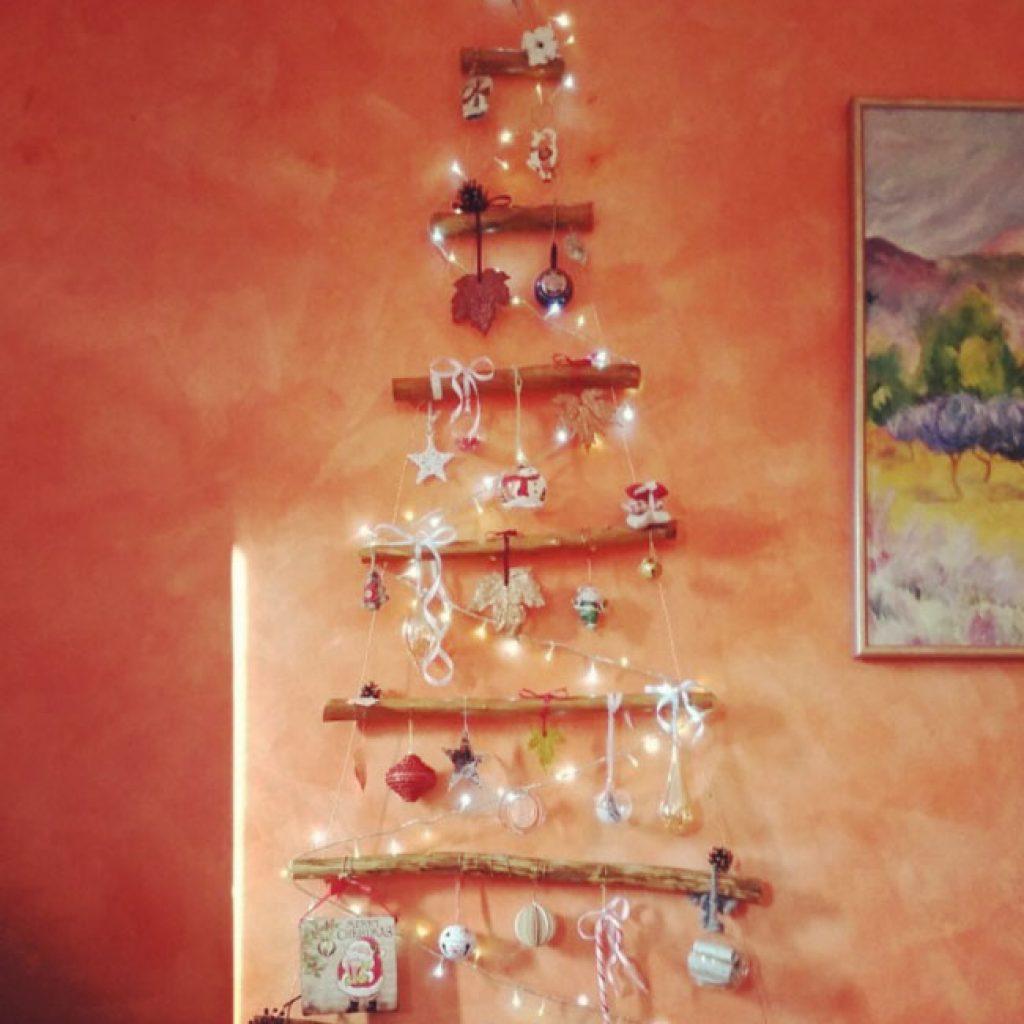 Alberi Di Natale Alternativi Foto.Il Mio Albero Di Natale Alternativo Green Ffink