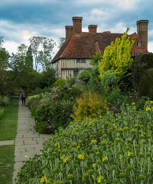 Great Dixter, Long Border