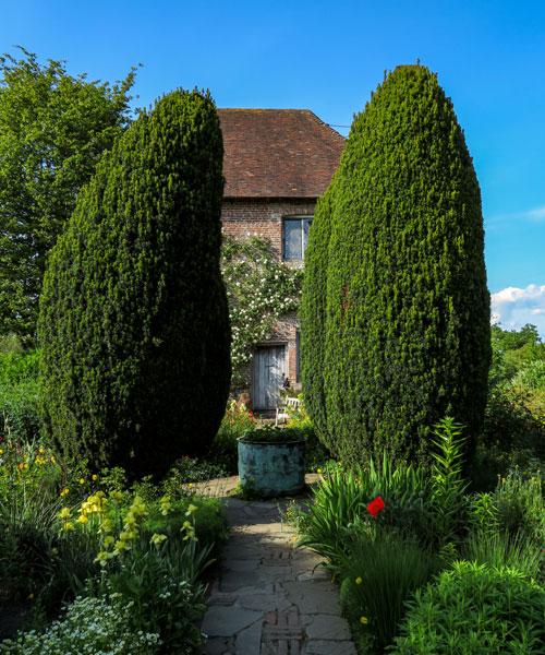 Cottage Garden a Sissinghurst Castle Garden