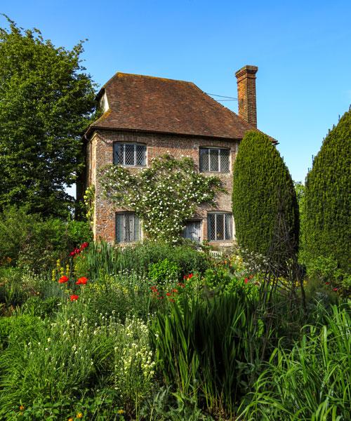 Cottage Garden, Sissinghurst Castle Garden