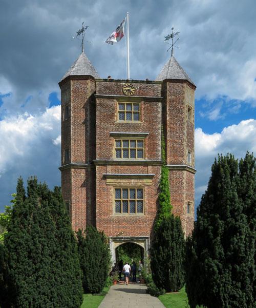 Sissinghurst Castle Garden Tower