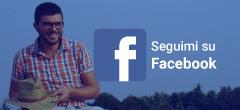 Seguimi su Facebook Green FFink